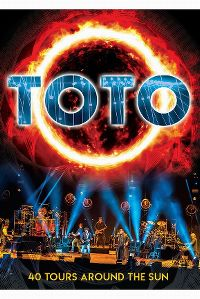 Cover Toto - 40 Tours Around The Sun [DVD]